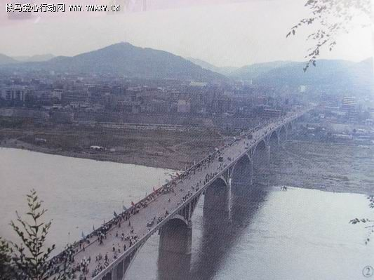 金华照片_核心提示:金华镇旧貌大概是99年代的射洪县城涪江一桥剪彩最大的